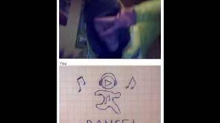 Танцы по веб-камере