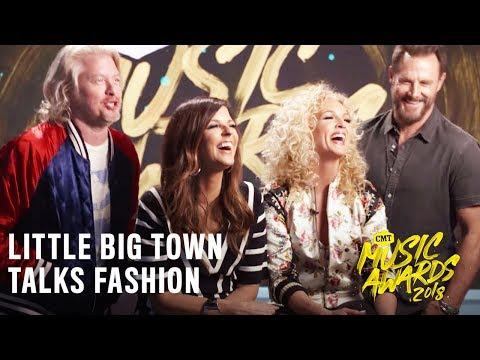 2018 CMT Music Awards | All About the Fashion