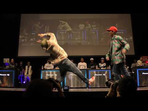 LEO & IKKI vs Waydi & Rochka FINAL / WDC 2016 FINAL HIPHOP SIDE
