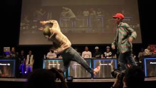 Finał Hip Hop Dance WDC 2016: LEO & IKKI vs Waydi & Rochka