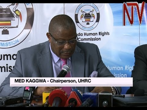 Uganda Human Rights Commission calls for Besigye's speedy trial