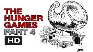 The Hunger Games Parody - Drunken Digest (4 of 7) Comic Spoof