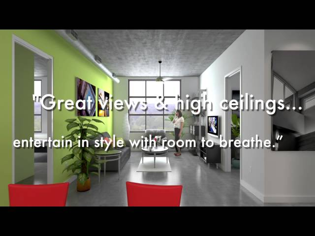 Shortbread Lofts Chapel Hill video tour cover