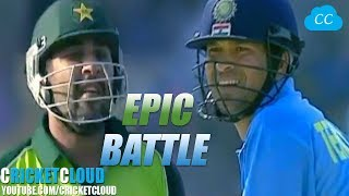 EPIC BATTLE | HIGH SCORING LAST OVER THRILLER - INDvPAK !!