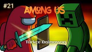 Among Us Animation #21 ( Among Us Animasyon )Among Us Animasyonu - Türkçe Dublaj Among Us Animasyon