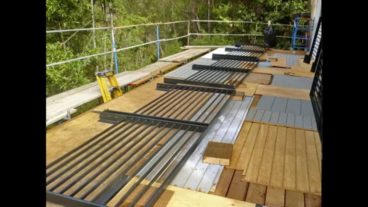 Best Steep Slope Deck Repair Oakland Ca Call 510 339 9100