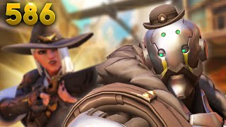 Bob Can't Do Something!! | Overwatch Daily Moments Ep.586 (Funny and Random Moments)