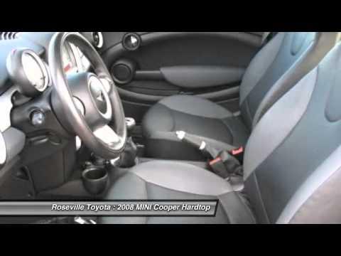 2008 MINI Cooper Hardtop - Hatchback Roseville CA 1156
