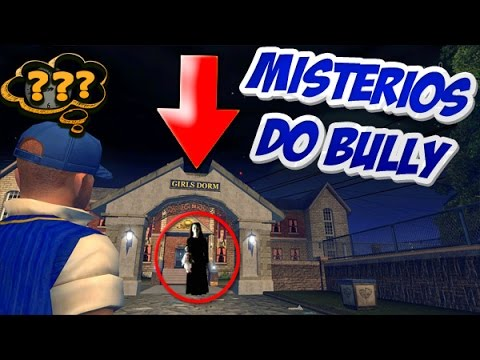 OS MISTÉRIOS DO BULLY  ReviewsdeGames