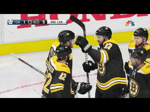 nhl-19---toronto-maple-leafs-vs-boston-bruins-gameplay---stanley-cup-playoffs-game-7-april-23,-2019