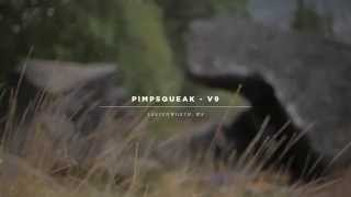 Pimpsqueak V9 - Alvin Sending in the Rain