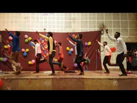 Best Farewell Group Dance Ever DBATU Comp Farewell 2K17