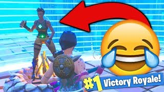 The WORST FORTNITE Player EVER! (FUNNY)