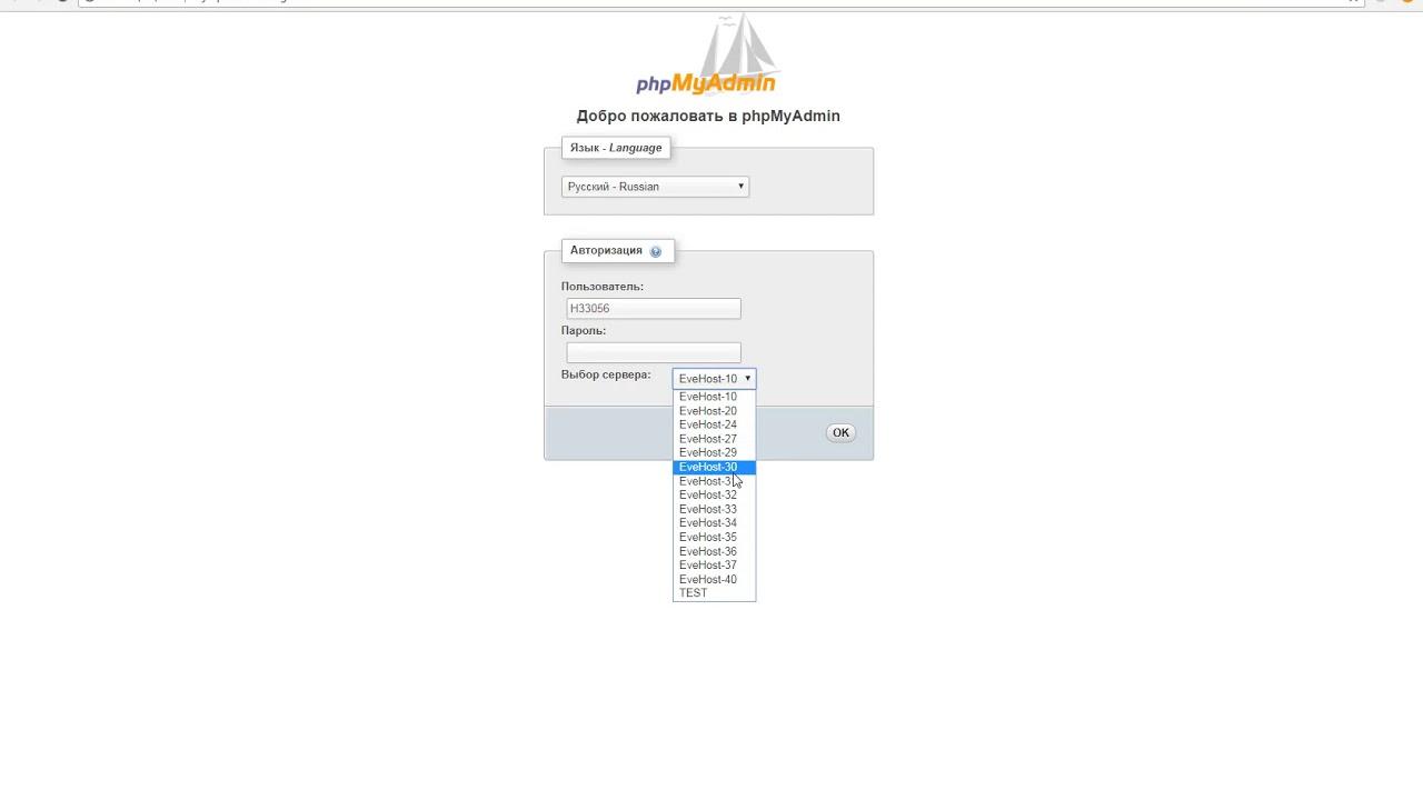как направить домен на хостинг сервер