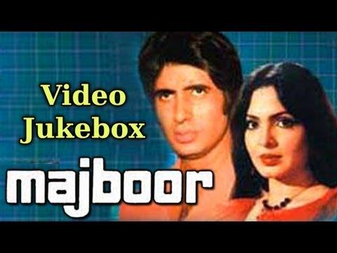 Majboor (HD) - Songs Collection - Amitabh Bachchan - Praveen Babi - Laxmikant Pyarelal