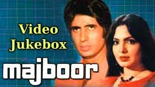 Majboor - Songs Collection - Amitabh Bachchan - Praveen Babi - Laxmikant Pyarelal