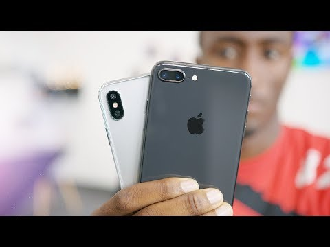 Download Youtube: iPhone X vs iPhone 8? Ask MKBHD V20!