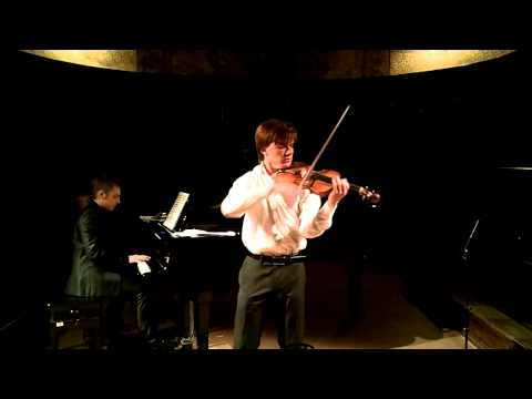 Elgar - Salut d'amour - Yury Revich HD