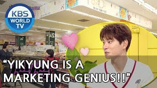 Yikyung is a Marketing Genius Happy Together 2018 06 28