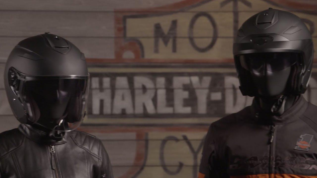 05bc127d Maywood 3/4 Helmets | Harley-Davidson - YouTube