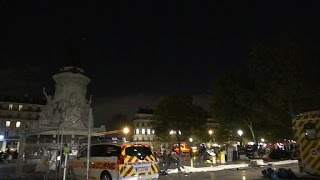 Un mort en marge de la Techno parade à Paris