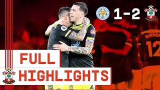 HIGHLIGHTS Leicester City 1-2 Southampton  Premier League
