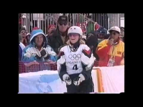 CBS Olympic Coverage of Nikki Stone