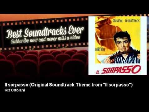 Riz Ortolani - Il sorpasso - Original Soundtrack Theme from