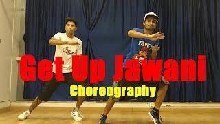 Get Up Jawani- Yo Yo Honey Singh Ft. Badshah | #InternationalDanceDay