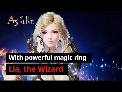 Wizard | Character Introduction Video | A3: STILL ALIVE