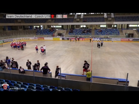 Lax in the Box 2017 - 3. place - Team Germany vs. Czech U-19