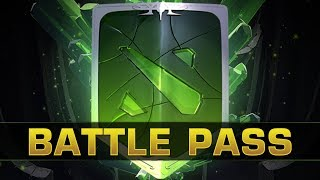 Dota 2 TI8 - Battle Pass & Immortal Treasure #1 Opening