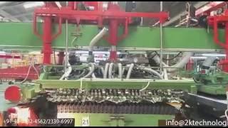 Non Asbestos Flat Sheet and Corrugated Sheet Machinery