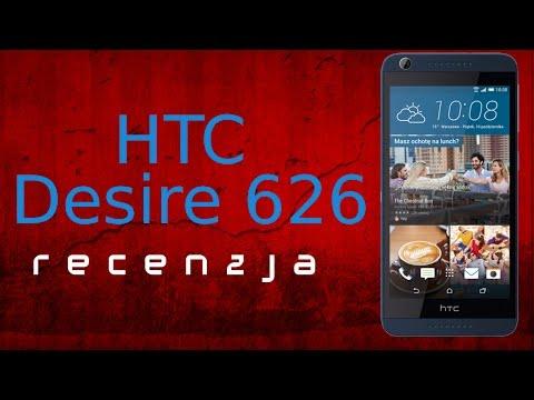 Recenzja HTC Desire 626 | TEST PL [Mobileo #140]