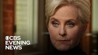 Cindy McCain shares her feelings about President Trump