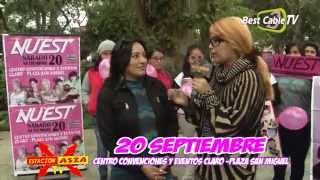 Entrevista a Ximena Jimenez Productora Acido Producciones   Estacion asia tv