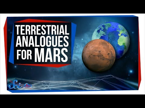 What Studying Earth Can Tell Us About Life on Mars