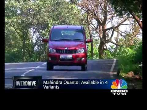 2012 Mahindra Quanto in India road test