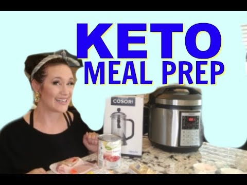 🛑-cook-with-me-🛑-keto-meal-prep-🛑cosori-instant-pot