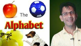 alphabet, English Alphabet, a b c d, अंग्रेजी वर्णमाला