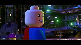 LEGO DC Super Villains Walkthrough Part 14 - Gridlocked