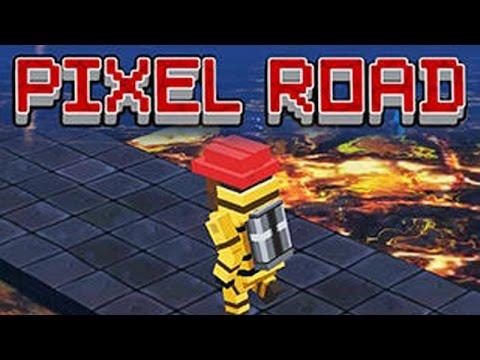 Pixel Road 3D - Android GamePlay HD