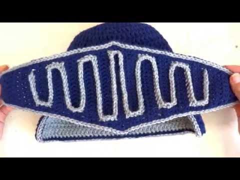 видео: Шапка рыцарский шлем