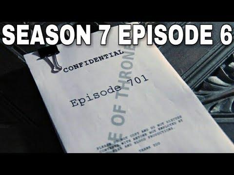 Season 7 Episode 6 Plot Leak Breakdown - Game of Thrones Season 7 Episode 6