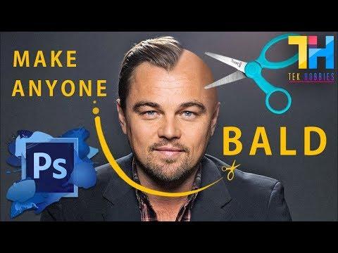 How To Make Anyone Bald - Photoshop