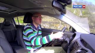 Тест-драйв Kia Sportage facelift 2014 // АвтоВести 152