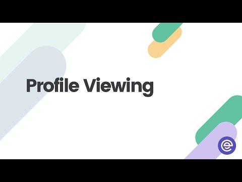 Profile Viewing on eLink-Pro | LinkedIn Automation 2020