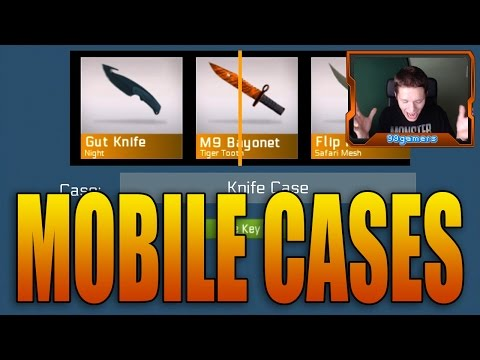 Mobile Mondays Ep. 17: Mobile Cs:go Case Opening