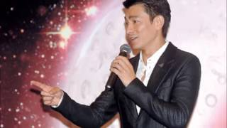 Andy Lau - Xie Xie Ni De Ai Karaoke Pinyin And Sub English (Thank You For Your Love)