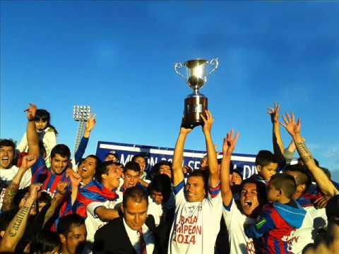 Iberia Campeón 2014 (Audio Radio Agricultura Los Ángeles)